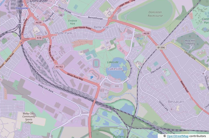 Modern south-east Doncaster