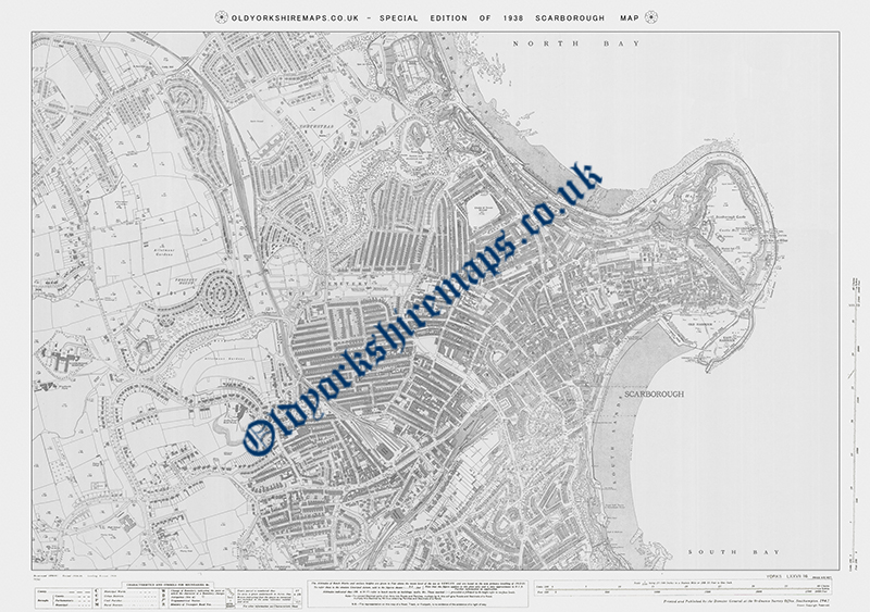 1938 Scarborough map preview